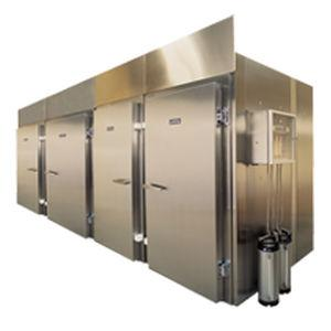 the food industry cooker / pasteurizer / with drying