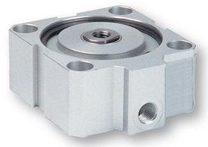 pneumatic cylinder / single-acting / short-travel