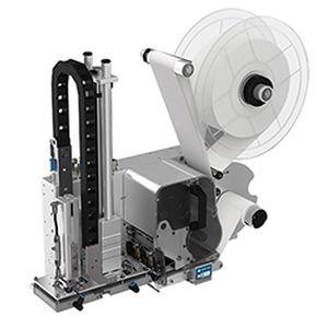 label label printer-applicator / carton / for plastics
