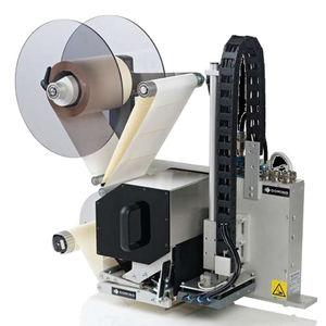 thermal transfer label printer-applicator / direct thermal / multi-color / for paper