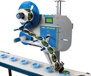 multi-color label printer-applicator / for labels / for paper / with touchscreen controls