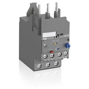 overload relay / adjustable / electronic / for electric motors