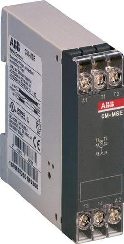 temperature protection relay / DIN rail / for electric motors