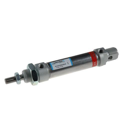 pneumatic cylinder / single-acting / standard / micro