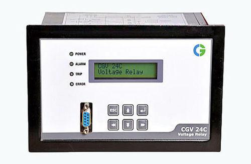 under-voltage protection relay / over-voltage / digital / programmable