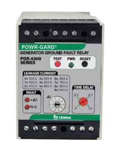 generator protection relay