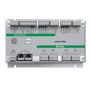 arc flash protection relay / programmable / DIN rail / for generators