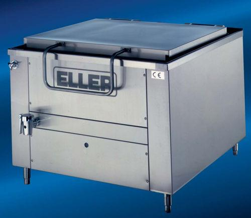boiling cooking unit / stainless steel