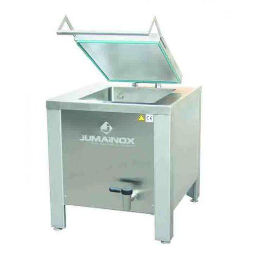 electric cooker / for the food industry / for poultry / meat