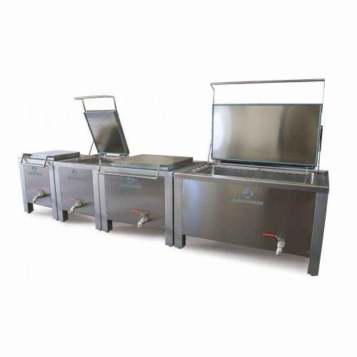 steam cooker / for the food industry / for poultry / meat