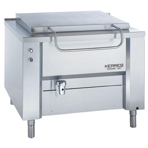steam cooker / for the food industry / stainless steel / high-pressure