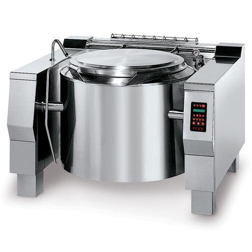 cooker with mixer / cooler