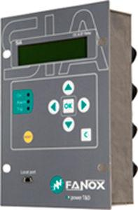 over-voltage protection relay / panel-mount / digital / programmable