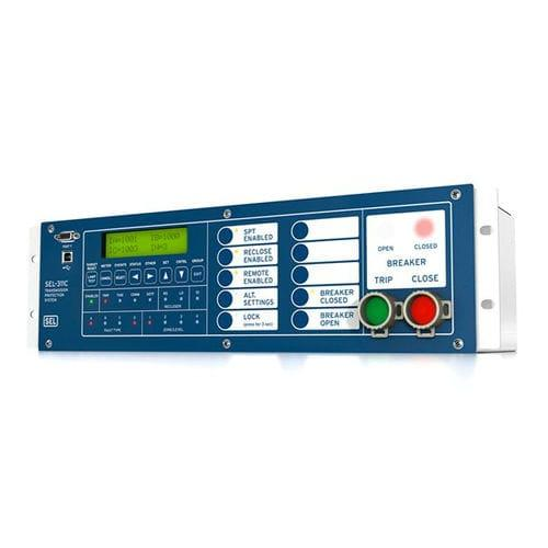 recloser control protection relay / transmission line