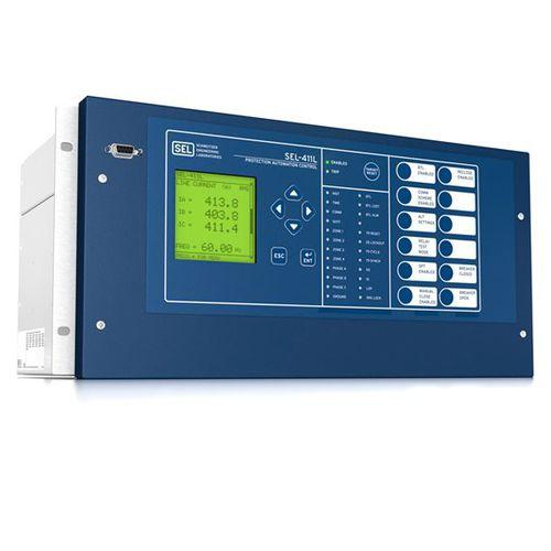 phase sequence protection relay / multifunction / transmission line