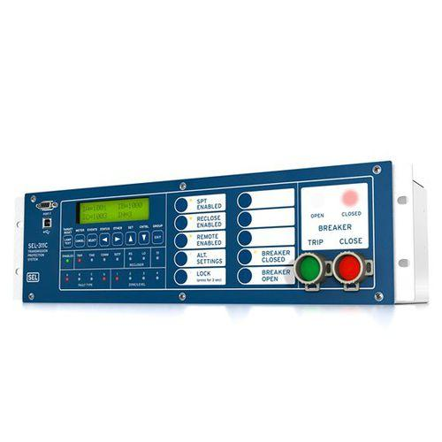 digital protection relay / programmable / configurable / multifunction