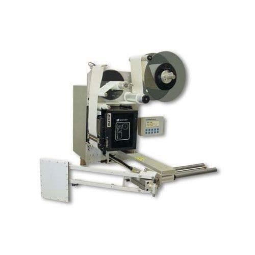 one-color label printer-applicator / for labels / carton / automatic