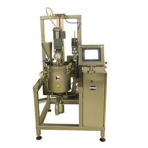 batch cooker / pasteurizer